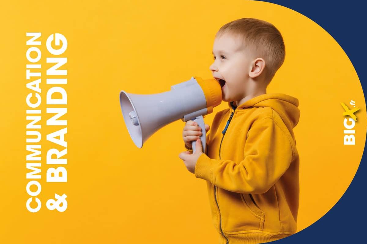 Communication & Branding - Agence BIG X à Alès